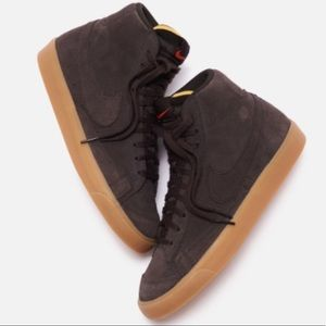 🌸 NIKE Blazer Mid 77 Sneakers Shoes New Suede